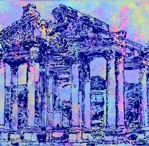 Afrodisias Proylon I #8051